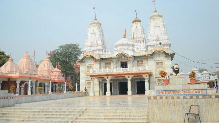 Uttar Pradesh Government Is Spending Rs 6.5 Crore On Yogi Adityanath's Temple