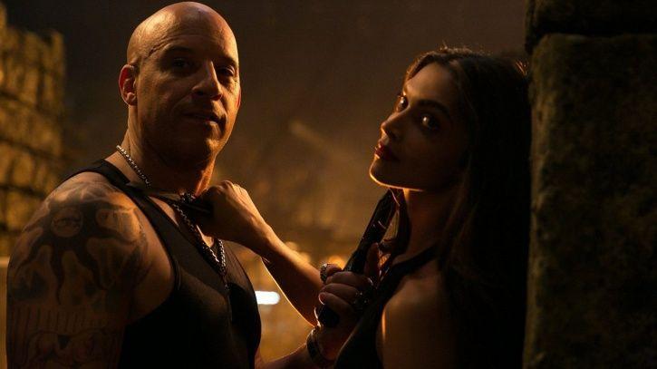 Vin and Deepika