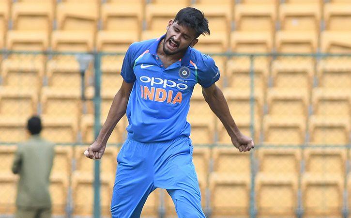 Virat Kohli Rested Rookie Khaleel Ahmed Gets India