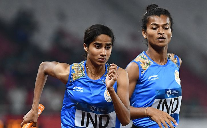 VK Vismaya Trained For Just 4 Months And Still Won A Gold For India