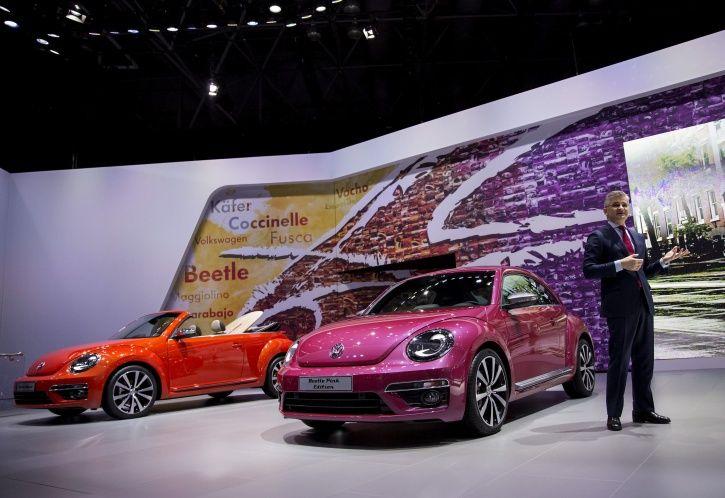Volkswagen, Beetle  car, Nazi Germany, U.S Sales, Mexico, diesel emission tests