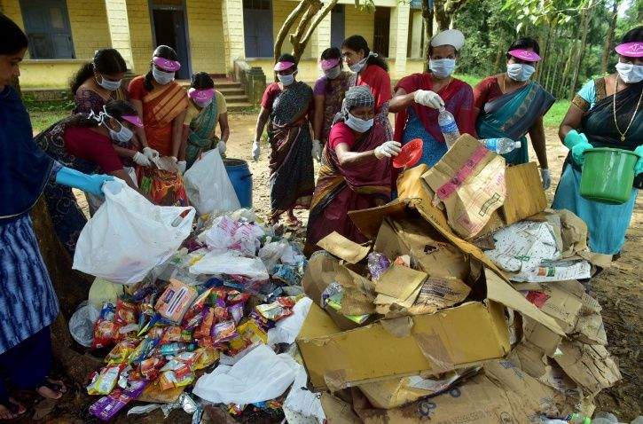 Wayanad, excess heat, mass death, earthworms, Kerala, floods
