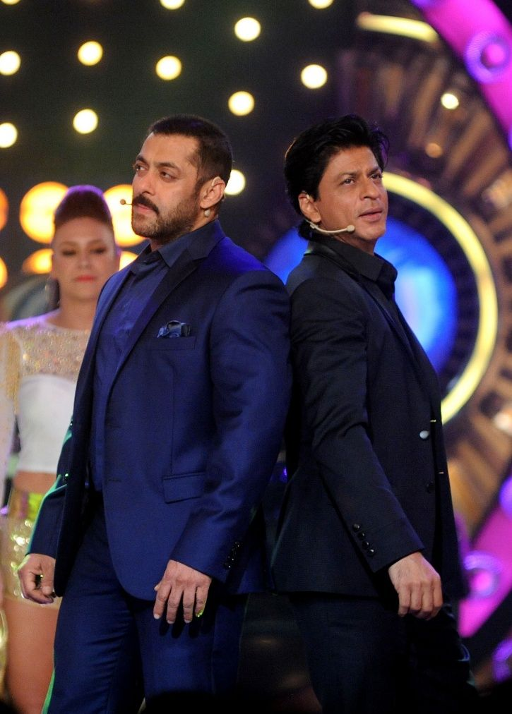 We Are Actually Crying Reading What Shah Rukh Khan & Salman Khan Said About Each Other