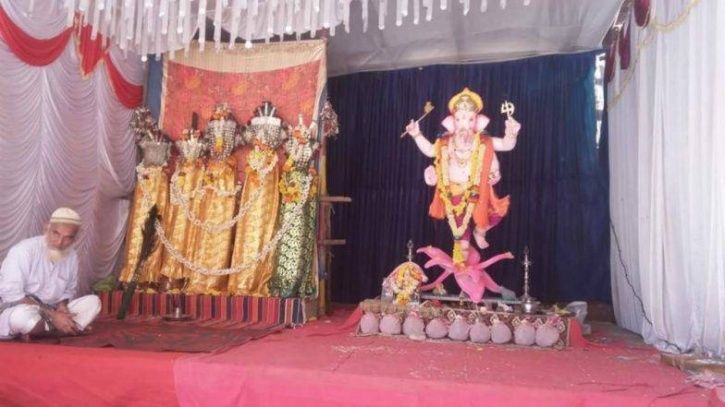 Yavatmal district, Maharashtra, Ganesh idol, Muharram, Hindus, Muslims