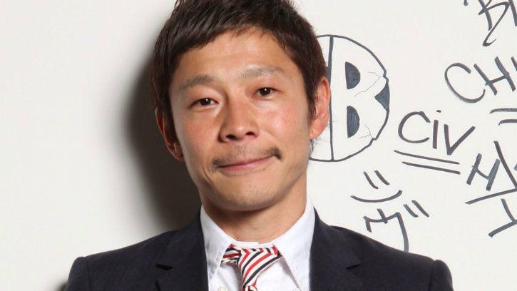 yusaku maezawa japanese billionaire first man on moon spacex elon musk
