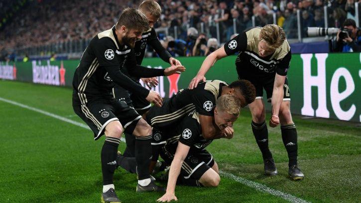 Ajax won 2-1