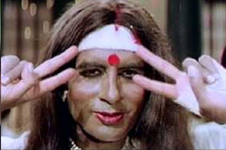 Amitabh Bachchan to play a transgender in Kanchana Hindi remake starring Akshay Kumar.