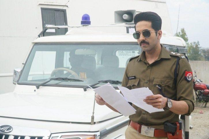 Ayushmann Khurrana Wraps Up Cop Drama 'Article 15', Calls It The
