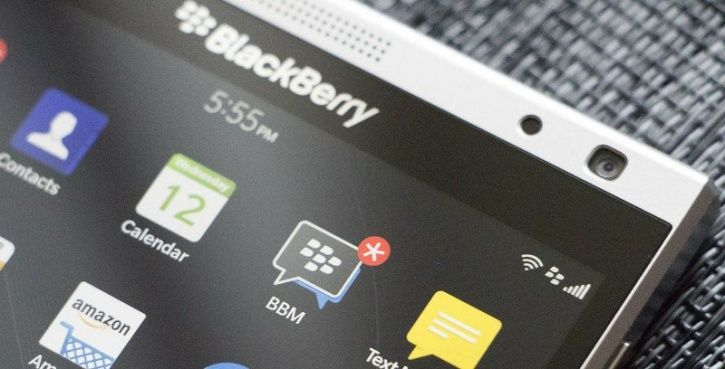 bbm blackberry messenger service is finally coming to end on May 31, 2019