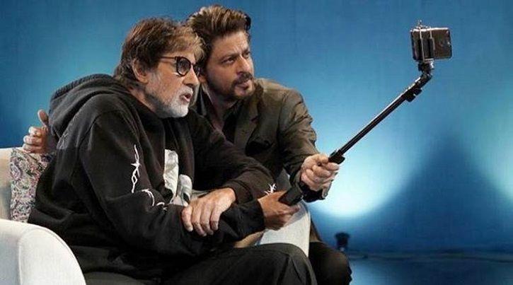 Big B Upset With SRK