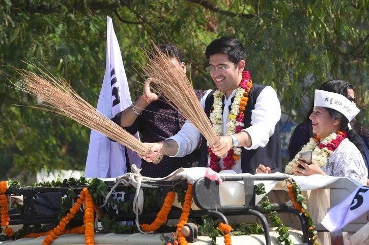 BJP's Gautam Gambhir Richest Candidate With Over Rs 147 Crore Assets, AAP's Raghav Chadha Poorest
