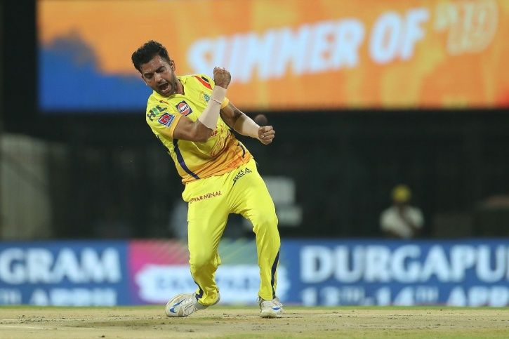 CSK won by 7 wickets