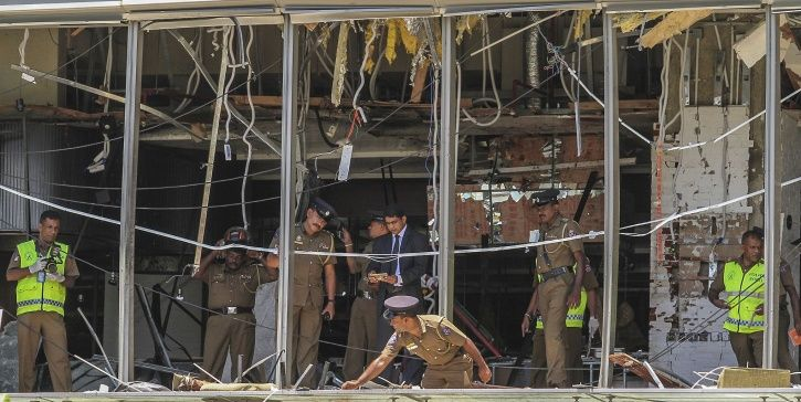 Death Toll In Sri Lanka Rises To 310 After Several Die Overnight Due To Injuries; 40 Arrested
