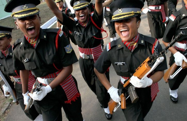 For The First Time Ever, Indian Army Invites Women Applicants For Military Police