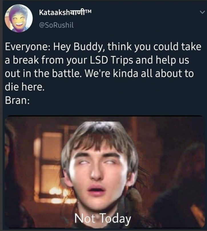 Game of Thrones season 8: Bran was warging during the epic battle of winterfell.