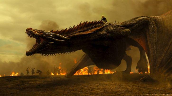 Game of Thrones season 8 episode one, jokes.