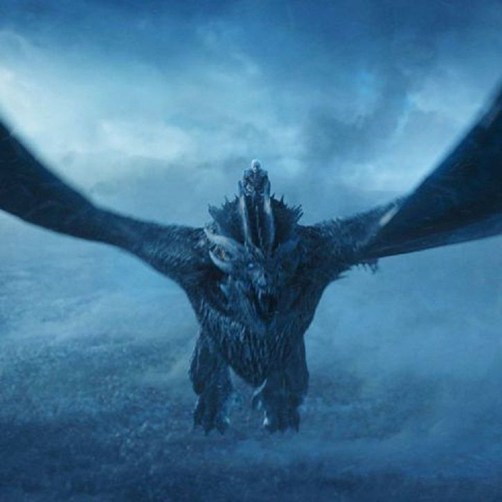how does the night king die in the books