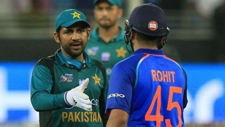 India and Pakistan face off on June 16