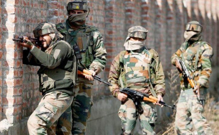 India Gets Custody Of 2017 Crpf Camp Attack Plotter