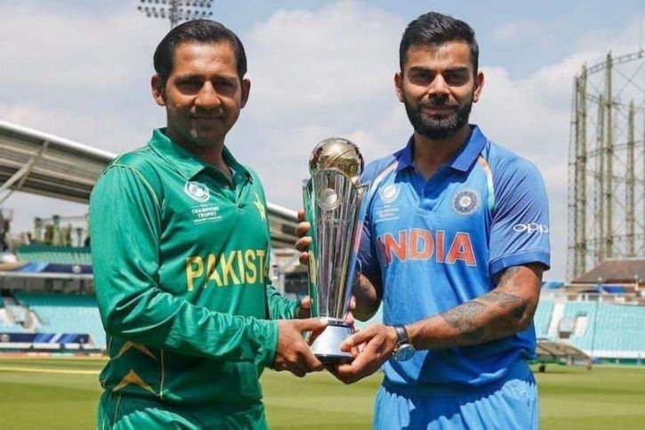 India play Pakistan on June 16