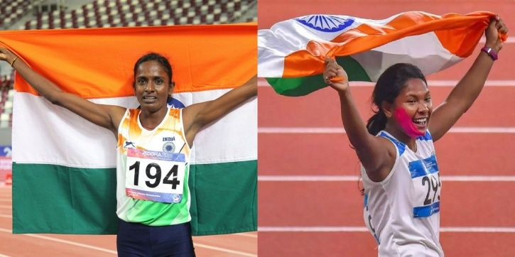 India won 17 medals at the Asian Athletics Championships