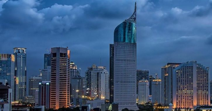 Indonesia Is Moving Its Capital Because Jakarta Is Sinking. Also, Overpopulation