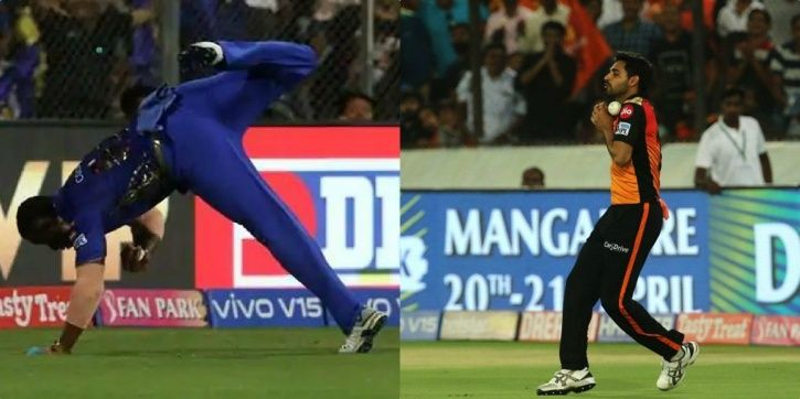 IPL 2019 has seen some great catches