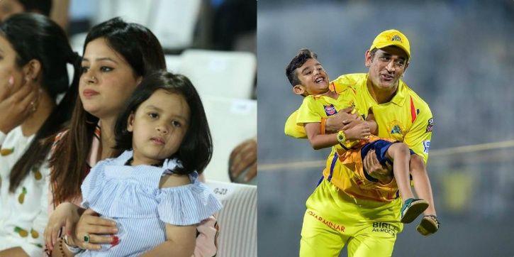 IPL 2019 has seen the kids in action