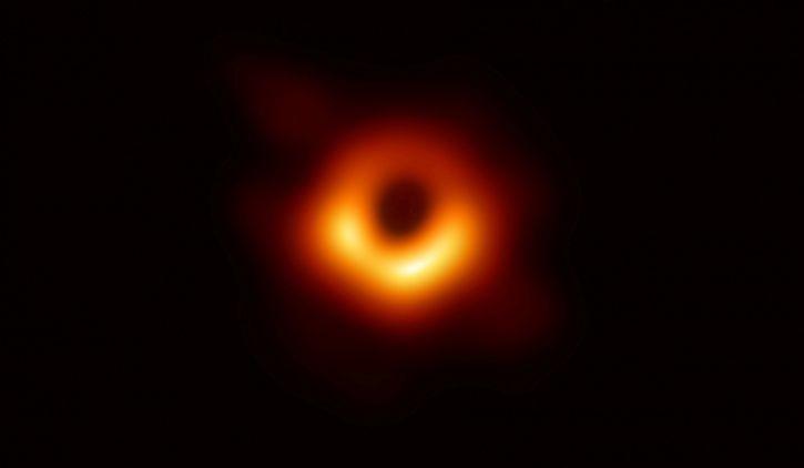 Jagdish Chandra Bose, Event Horizon Telescope, Black hole image,  Katie Bouman