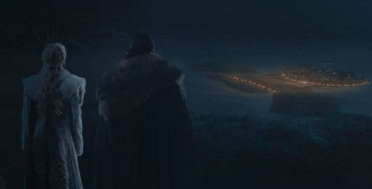 jon snow daenerys targaryen game of thrones