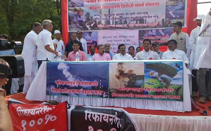 Mega projects in Maharashtra raise environmental controversies for the elections