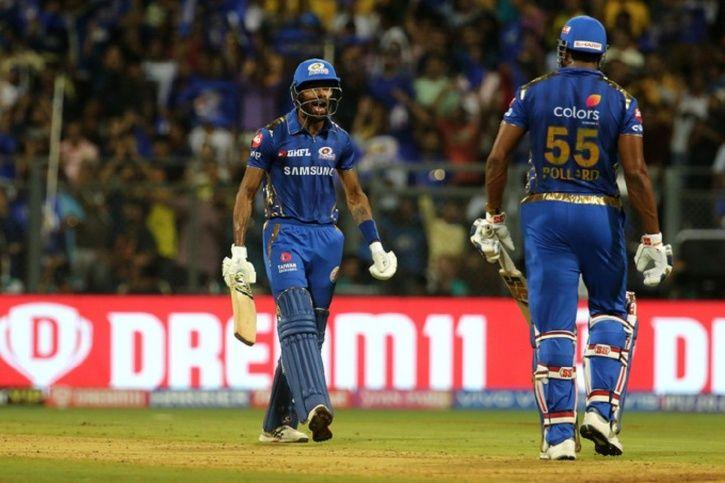 MI won by 37 runs