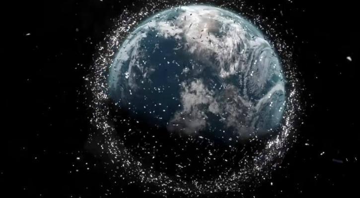 mission shakti space debris flying around earth