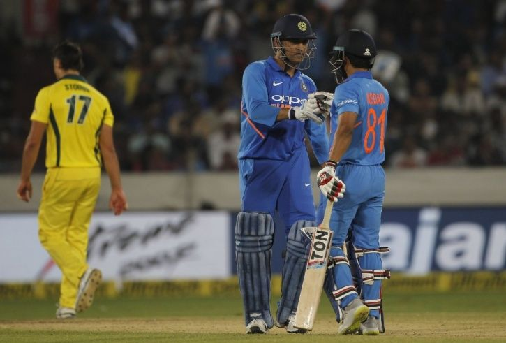 MS Dhoni is well respected