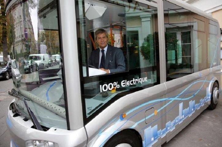 Paris Electric Buses, Paris E-Buses Order, Electric Buses, Electric Bus Uses, Electric Bus Advantage