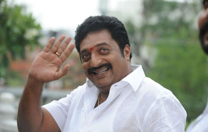Prakash Raj Gets Nostalgic As He Casts His Vote In The Same Classroom He Sat '41 Years' Ago
