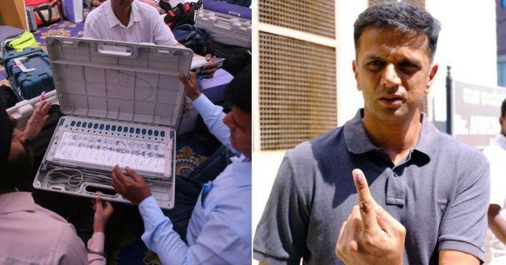 rahul dravid vote