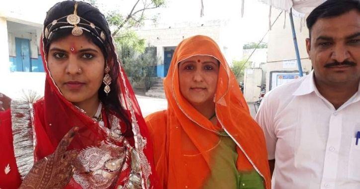 Rajasthan Bride