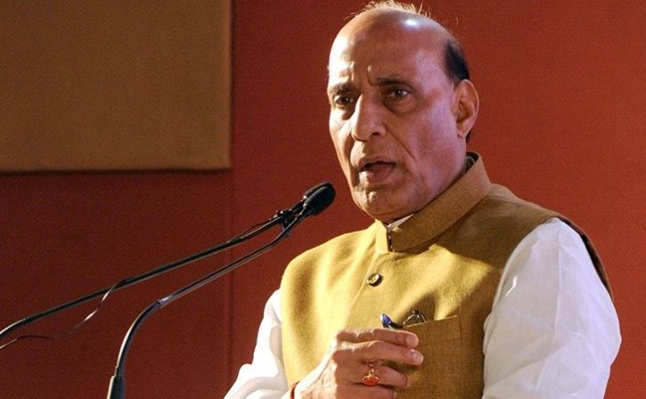 Rajnath Singh Says BJP Never Promised Rs 15 Lakh