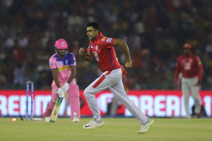 Ravichandran Ashwin took 2/24