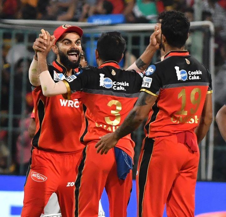 RCB IPL 2019