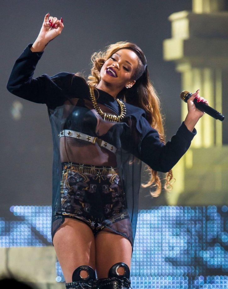 Rihanna concert india: Riri will perform in Mumbai on October 19.