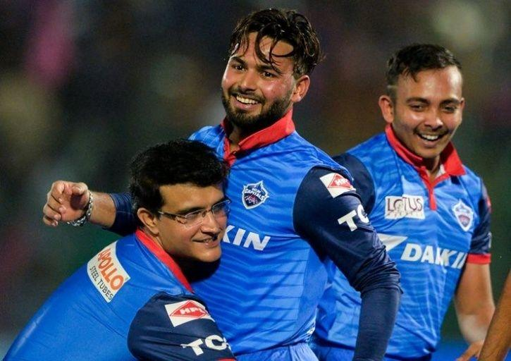 Rishabh Pant made 78 not out