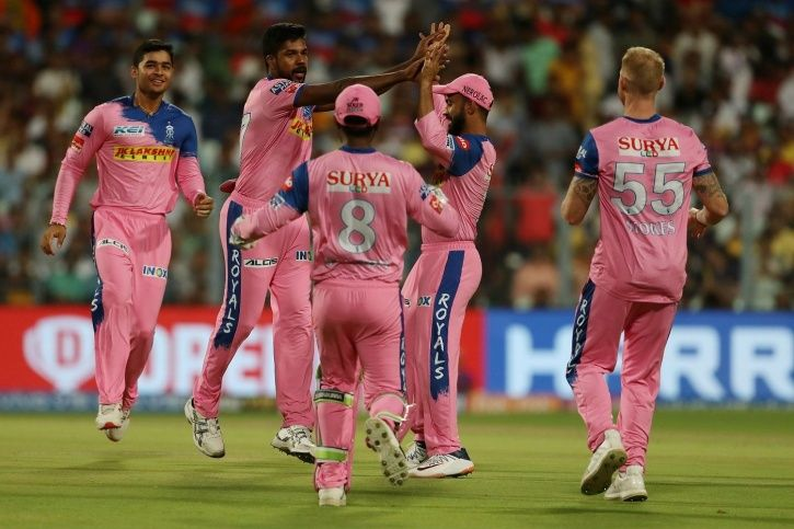 RR won by 3 wickets