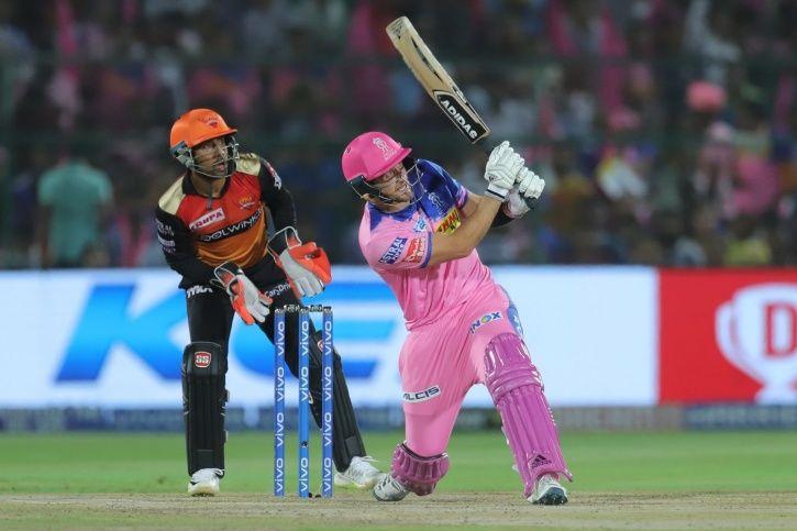 RR won by 7 wickets