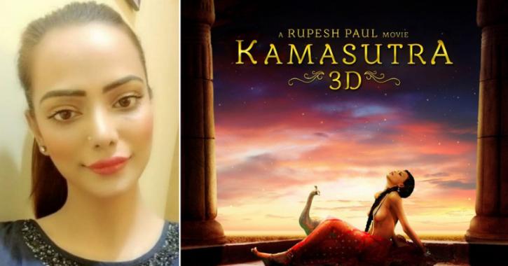 Rupesh Paul expressed grief on Kamasutra 3D actress Saira Khan