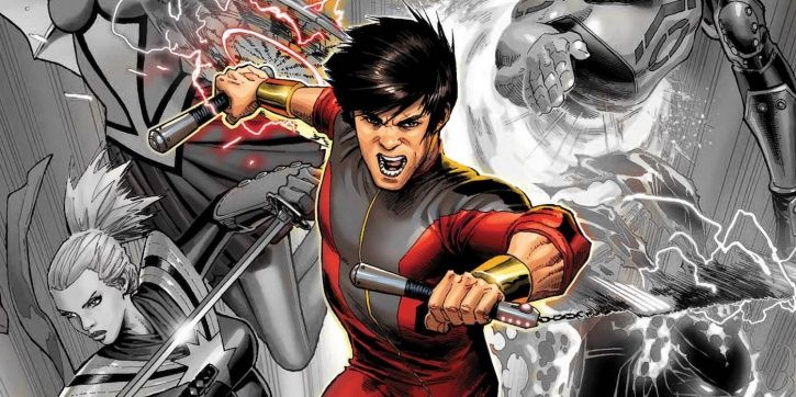 Shang-Chi: upcoming marvel phase 4 movies