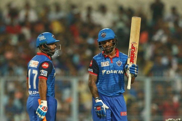 Shikhar Dhawan made 97*