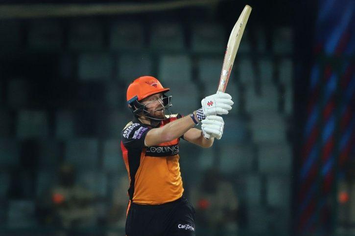 Sunrisers Hyderabad won by 5 wickets