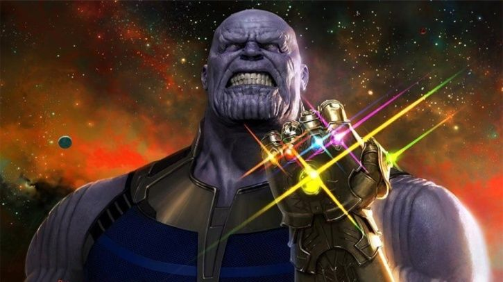 Thanos from Avengers: Endgame. Woman cried after watching the movie so much she was hospitalised.